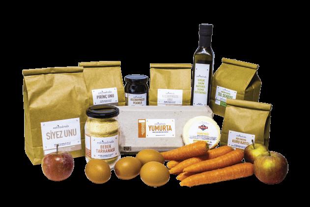 Bebek Ek Gıda Paketi (11 Ürün, Ücretsiz Teslimat)