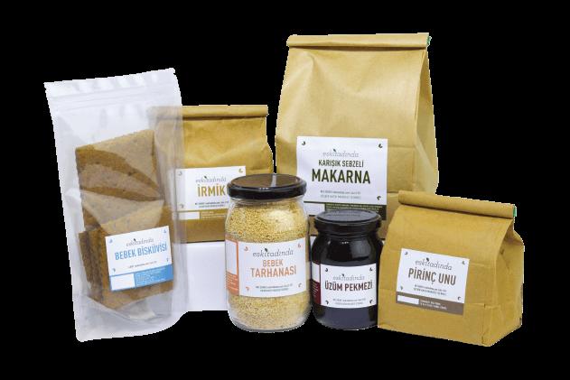 Bebek Ek Gıda Paketi(6 ürün)