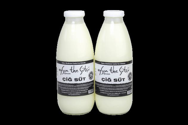 Çiğ Süt (aysun the sütçü, 2LT)
