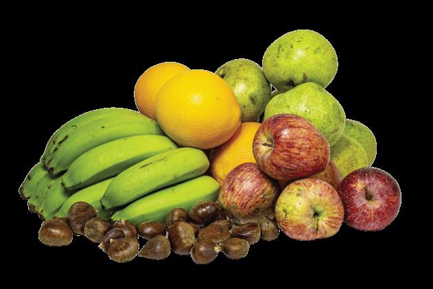 Eski Tadında Organik Kış Meyveleri Paketi (5 ürün)