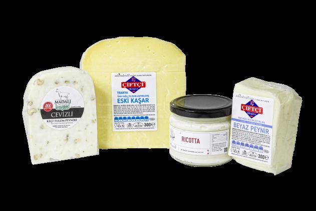 Eski Tadında Peynir Paketi (4 ürün)