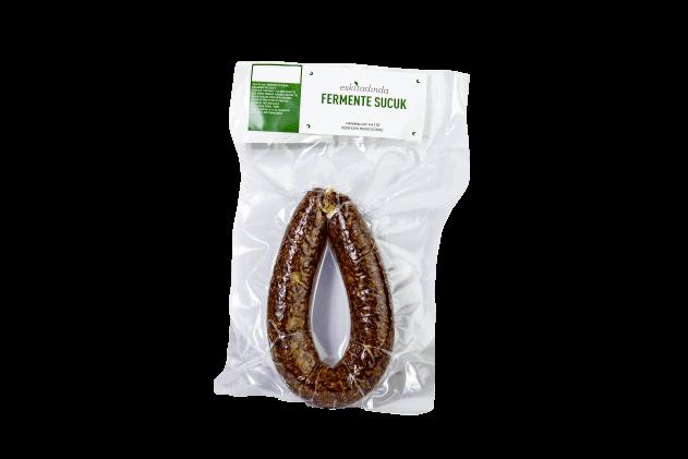 Eski Tadında Doğal Fermente Sucuk-Dana,%10 Koyun (250gr)