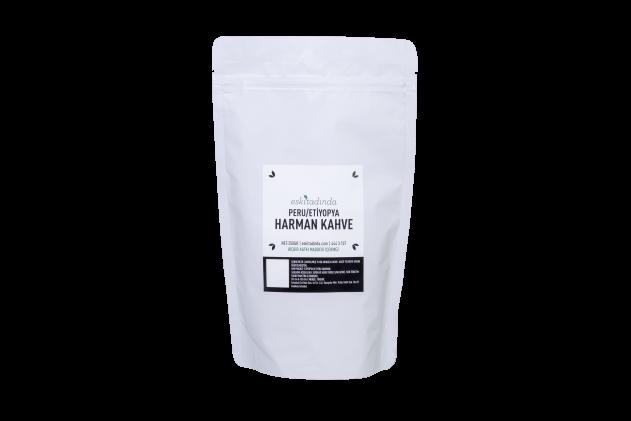 Peru Etiyopya Harman Filtre Kahve