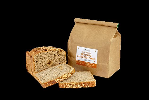 İncirli Fındıklı Karabuğday Ekmeği