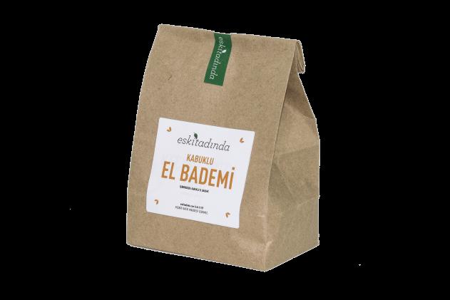 Kabuklu El Bademi