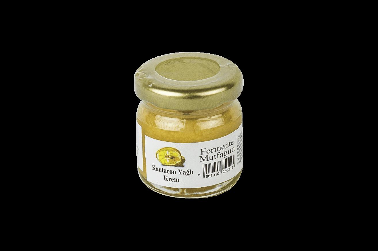 Kantaron Yağlı Krem (Fermente Mutfağım, 40ml)