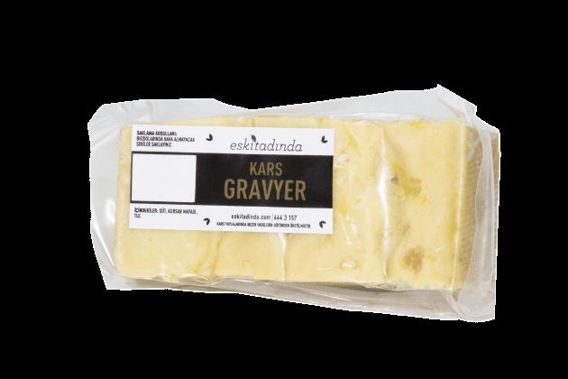 Kars Gravyer - Şirden Mayalı (250gr)