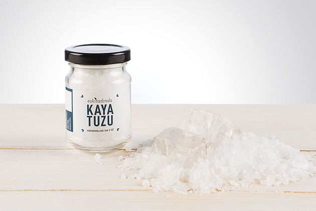 Kaya Tuzu (Granül - 195gr)