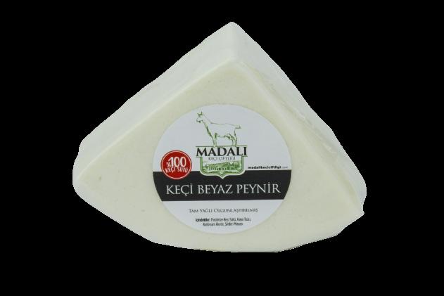 %100 Keçi Beyaz Peyniri-Madalı