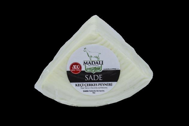 %100 Keçi Çerkes Peyniri-Madalı