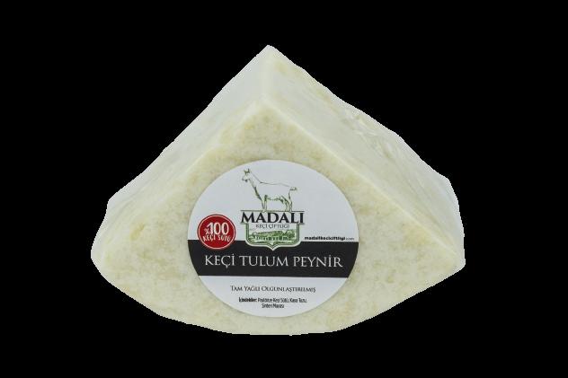 %100 Keçi Tulum Peyniri-Madalı