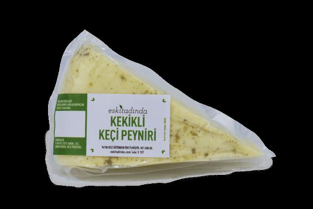 Kekikli Keçi Peyniri