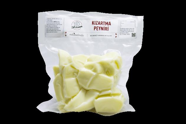 Kızartma Peyniri - Süt Hanım