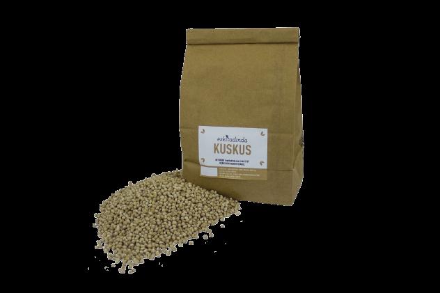 Kuskus-Atalık Buğdaylardan
