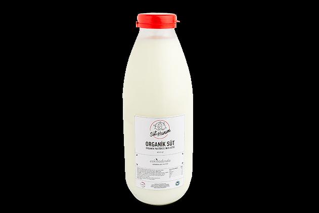 Organik Pastörize İnek Sütü