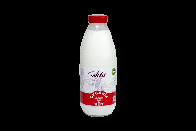 Organik Pastörize Süt