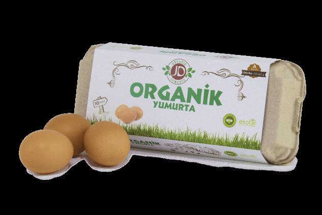 JD Organik Yumurta