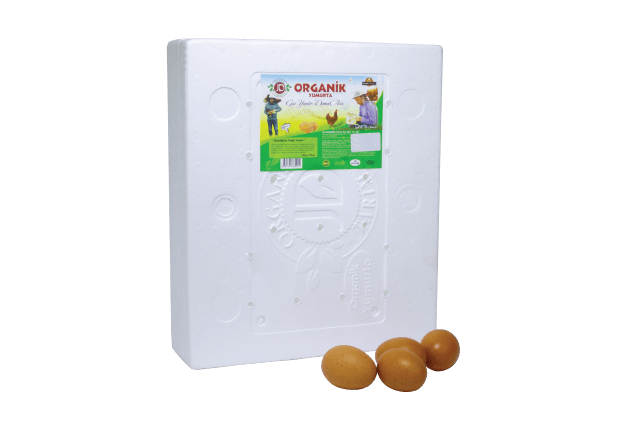 Organik Yumurta (JD Organik -30 adet)