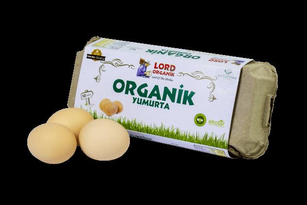 Lord Organik Yumurta