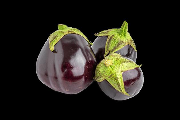 Organik Patlıcan Topan (1kg)