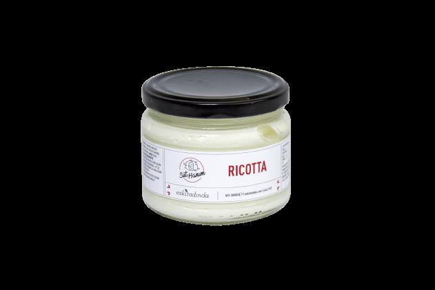 Ricotta-Süt Hanım