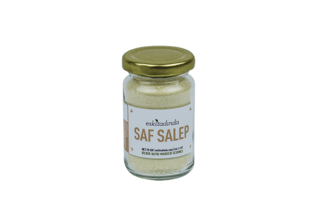 Saf Salep