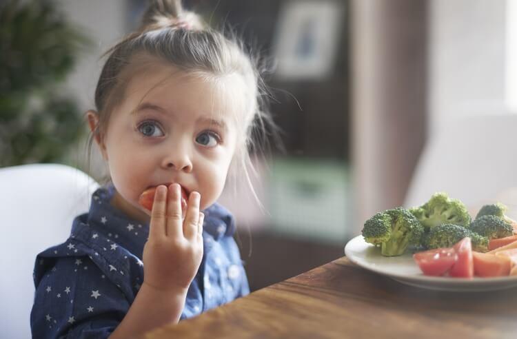 Çocuklarda zihinsel gelişim ve beslenme