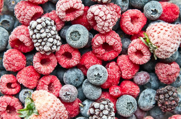 Hangi meyve ve sebzeler buzlukta saklanabilir?