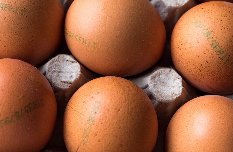 Yumurtaların üzerindeki kodlar neyi ifade ediyor?