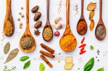 Sağlığınız için birebir 7 baharat çeşidi
