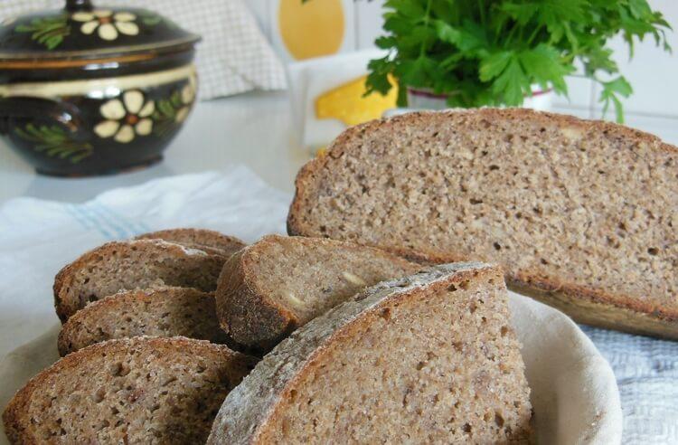 Evde ekşi mayalı ekmek nasıl yapılır?