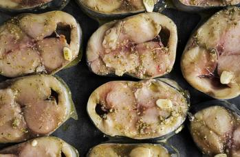 Fırında soslu palamut tarifi