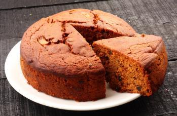 Zeytinyağlı tam buğday unlu sağlıklı bir kek tarifi