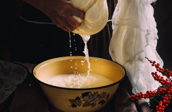 Peynir altı suyuna önem verin