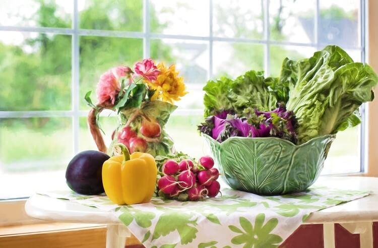 Sebze ve meyveleri mevsiminde tüketin.