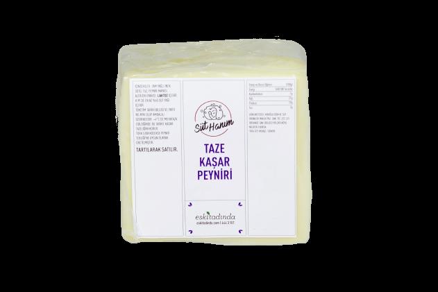 Taze Kaşar Peyniri - Süt Hanım