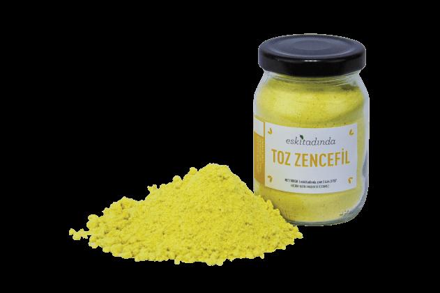 Toz Zencefil (100gr)