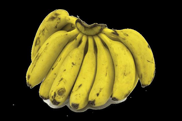 Organik Yerli Muz (1kg)