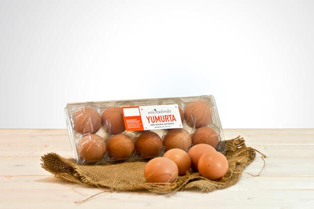 Köy Yumurtası (Serbest Gezen - 10 adet)